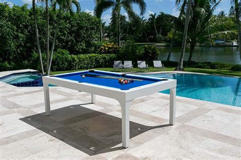 outdoor pool tables the finest pool tables in the world blatt billiards