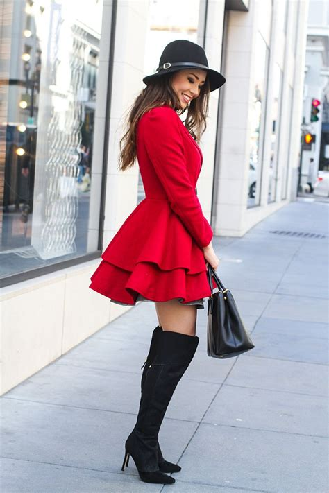 wearing boots how to wear the knee boots in a stylish fashionable