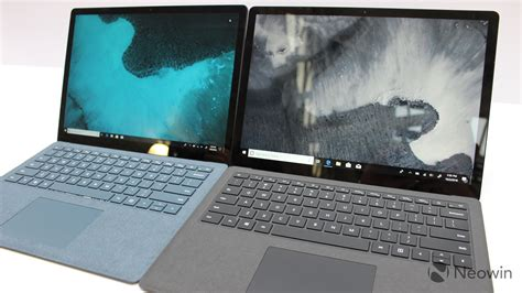 surface laptop 2 256g on with the surface laptop 2 more of the same neowin