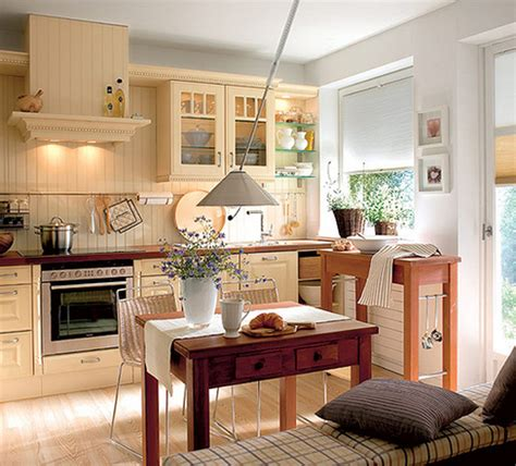 Cozy Kitchen Ideas | cozy bright kitchen designs adorable home