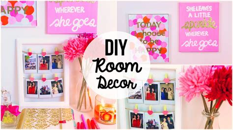 diy room decor   easy simple wall art ideas
