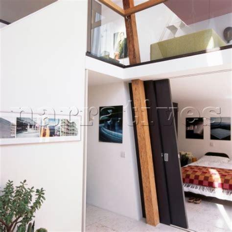 jb141 15 mezzanine floor above the bedroom in an open