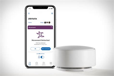 point smart home alarm uncrate