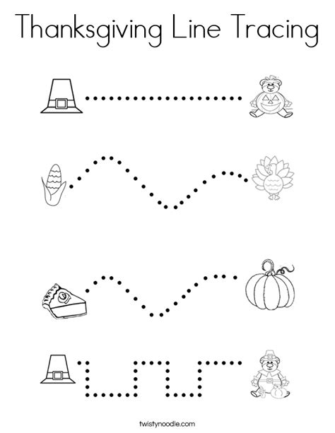 tracing and coloring heartfelt holidays an tracing and coloring book for the holidays books thanksgiving line tracing coloring page twisty noodle