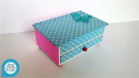 how do you make a jewelry box diy jewelry box diy crafts