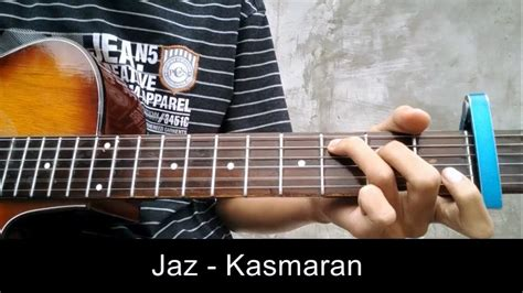 Tutorial Gitar Mudah | tutorial gitar jaz kasmaran tutorial chord mudah youtube