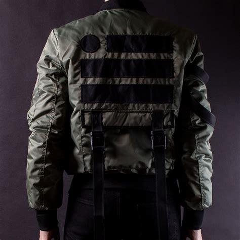 Jaket Bomber Original New Black Jaket Bomber Parasut parachute bomber jacket black sizes m l xl laticci