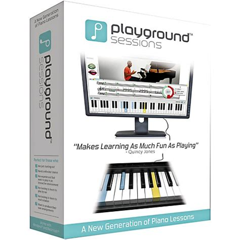 keyboard tutorial software playground sessions virtual piano lessons pc mac software