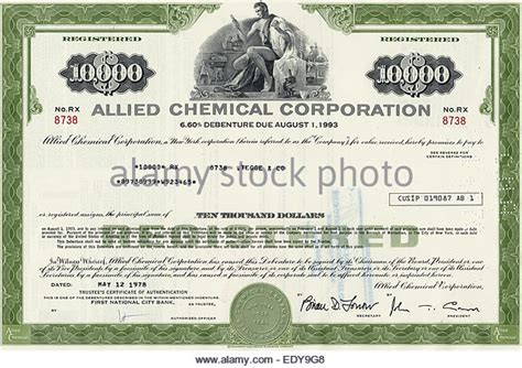 allied banks aktie issued bond stock photos issued bond stock images alamy