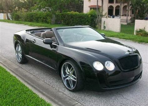 bentley sebring chrysler sebring или bentley continental supersports