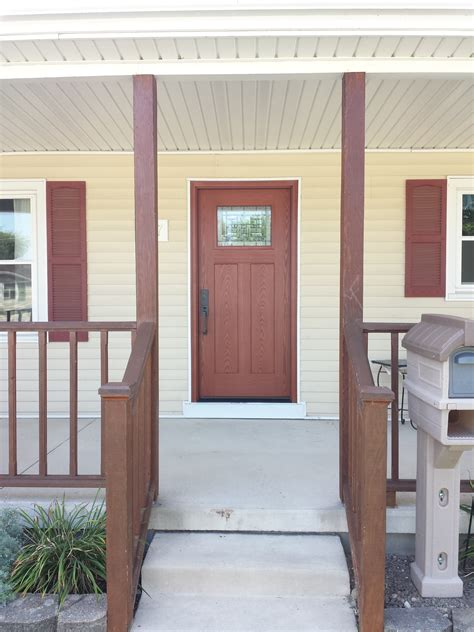 residential entry doors dennys door company  celina ohio