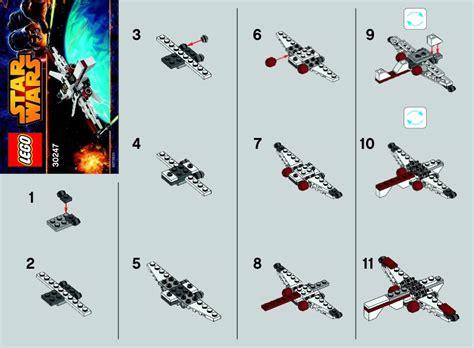 Lego Wars Arc 170 Starfighter 30247 Polybag Segel Ori 1 wars arc 170 starfighter lego 30247 lego lego and