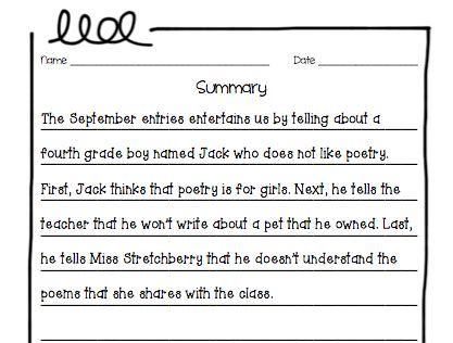 how to write a summary for a book report mrs o knows april 2013