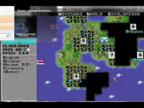 civilization 1 gameplay youtube