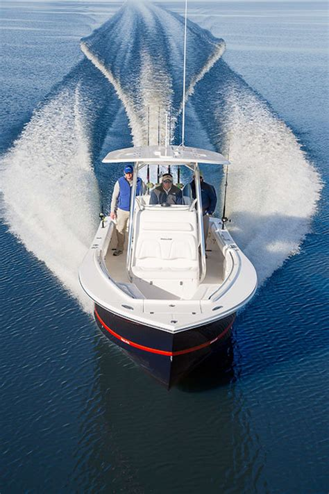 regulator boat company regulator 23 high performance fishing machine boats