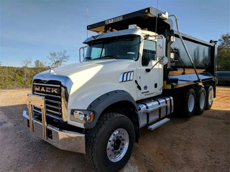 mack dump truck 2017 mack granite gu713 dump truck for sale 18 251 miles
