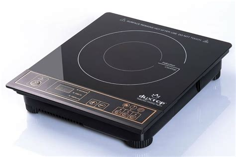 duxtop  watt portable induction cooktop countertop