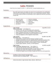 Sample Lawyer Resumes best legal assistant resume example livecareer