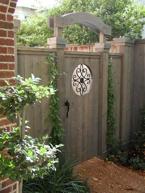 wooden backyard gates best 25 wooden garden gate ideas on pinterest