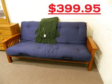 Futons Gainesville Fl by Anchor Futon Blue Was 674 Clearance Price 399 95
