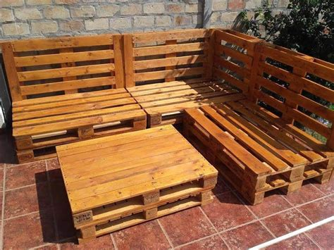 outdoor sofa table gorgeous pallet outdoor sofa table set