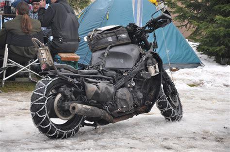 Schneeketten F R Motorrad schneeketten an motorr 228 dern sind dann doch eher selten