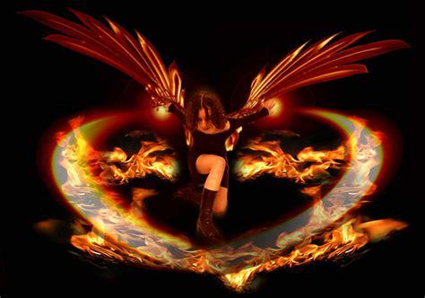 imagenes de calaveras en fuego fondo de pantalla mujer angel fuego