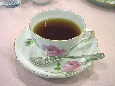 Tea Cup by File Meissen Teacup Pinkrose01 Jpg