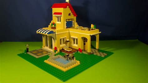 lego house video lego creator house youtube