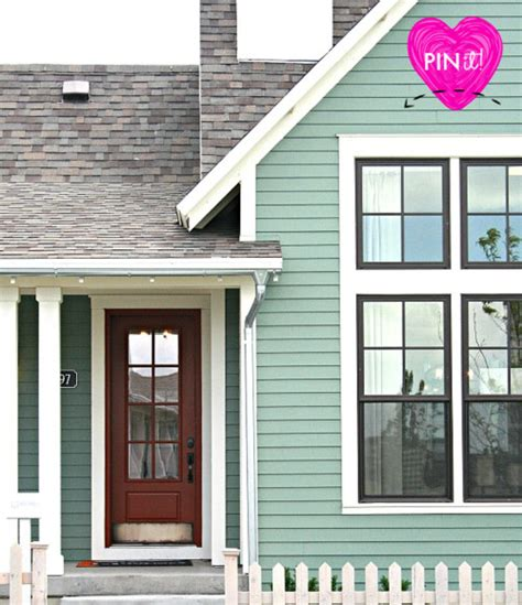 color match blue green exterior paint