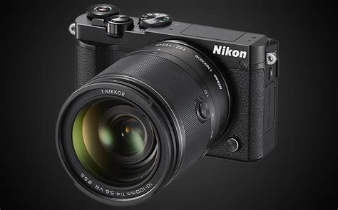 nikon 1 j5 mirrorless interchangeable lens digital