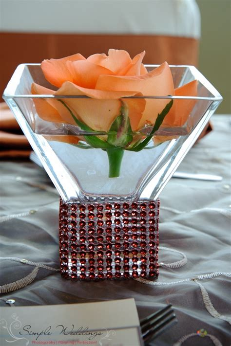simple centerpieces for tables pin by simple weddings on wedding reception table settings