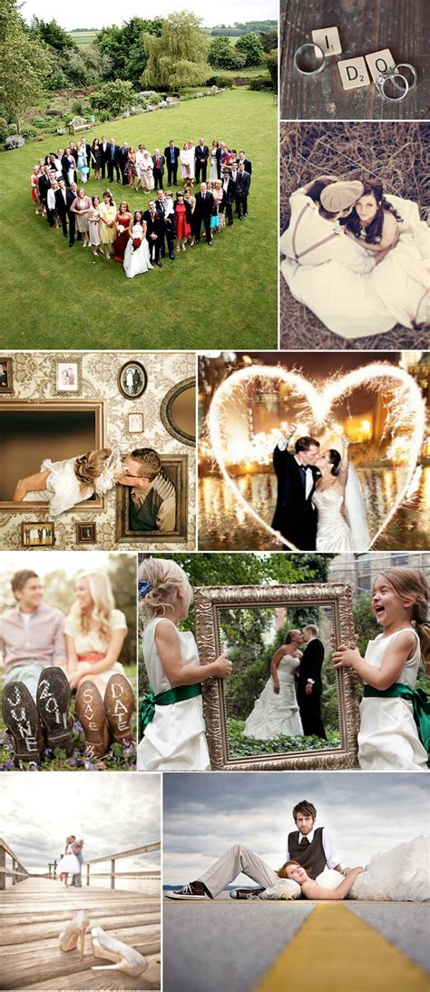 Unique Wedding Photo Ideas Weddings By Lilly Original Ideas