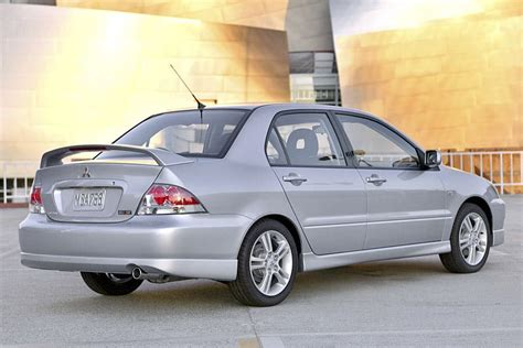 2005 mitsubishi ralliart 2005 mitsubishi lancer reviews specs and prices cars com