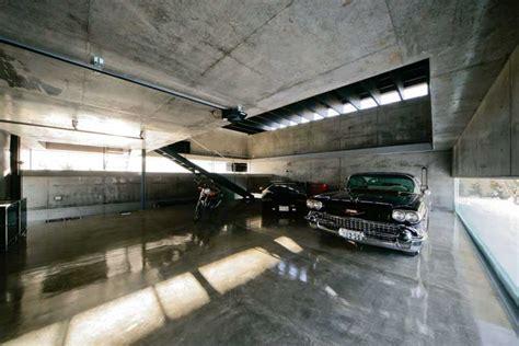 Autoworld Garage by Hokkaido Building Japan Asahikawa Garage Kamikawa E