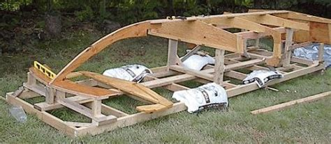 how to build a boat transom how to build boats bass boat pic564a