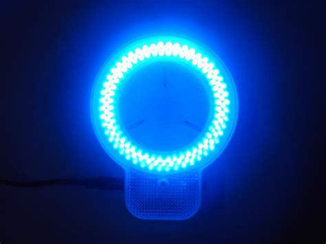 blue led light china blue led ring light china led circle light circle