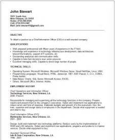 chief customer officer resume sales officer lewesmr