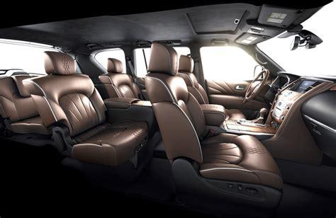 infiniti jeep interior infiniti qx80 interior otomobi