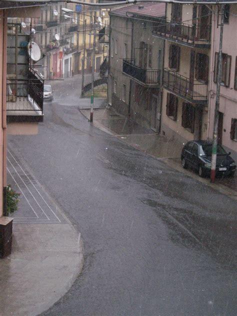 meteo san in fiore domani maltempo in sila piogge torrenziali in provincia di