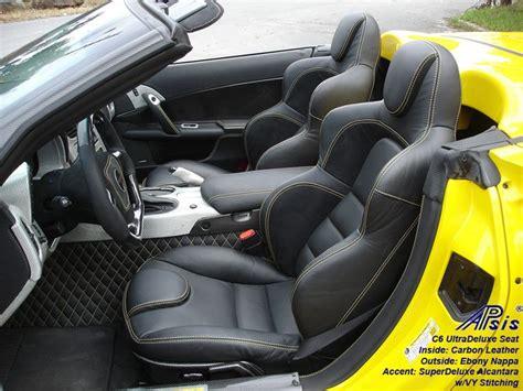 Custom Corvette Interior by Custom Corvette Interior Search New School Corvette Pint