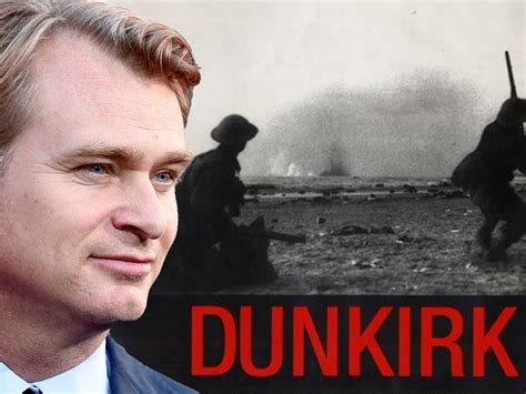 Film Dunkirk Christopher Nolan | 5 reasons to get psyched about chris nolan s next film