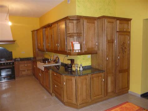 relooker une cuisine rustique en ch麩e cuisine rustique chene relooker une cuisine rustique en