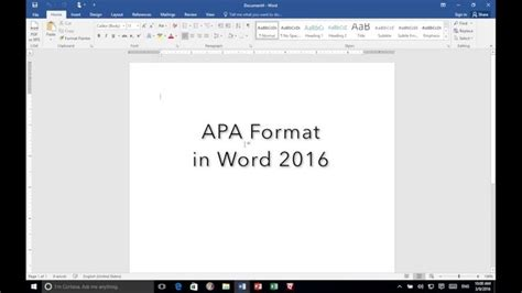 Apa Template For Microsoft Word by 1000 Ideas About Apa Style On Apa Style Paper