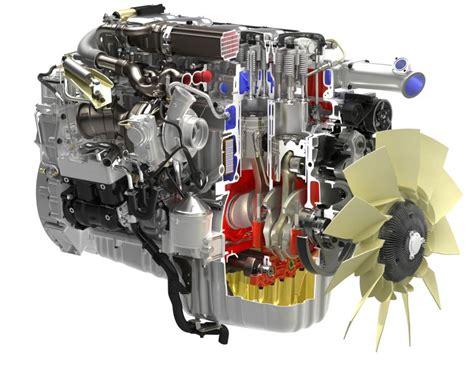 nowe silniki scanii xpi