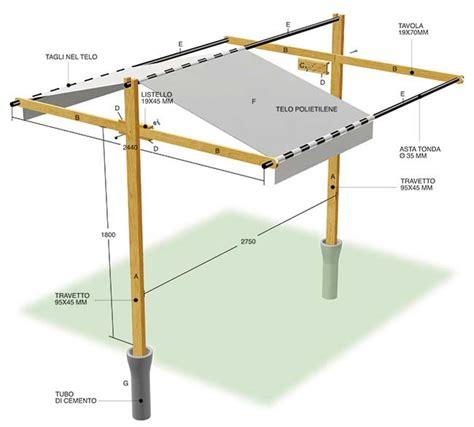 come costruire una tenda da sole tenda da sole a scomparsa come costruirla in 32 passaggi