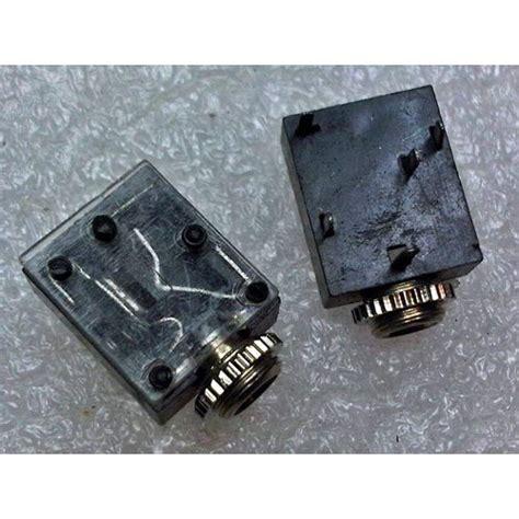 3 5mm stereo mini socket pcb mount 5 pin
