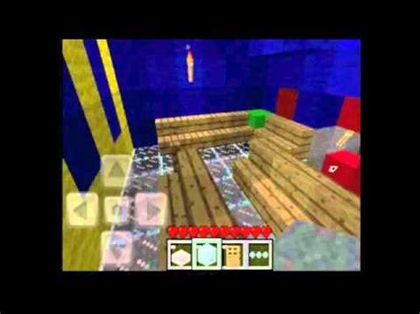 Minecraft Pocket Edition Gameplay Epic Crib Youtube Minecraft Baby Crib