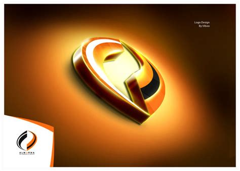 3d logo design 30 inspirational exles of logos with 3d elements