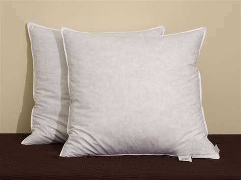 Pacific Feather Pillows by Set Of 2 Pacific Coast Square Feather Pillow Ritz
